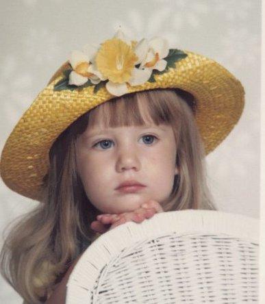 Gabriella Age 3